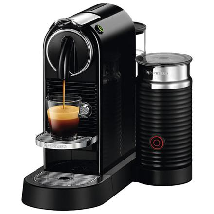 machine lait nespresso