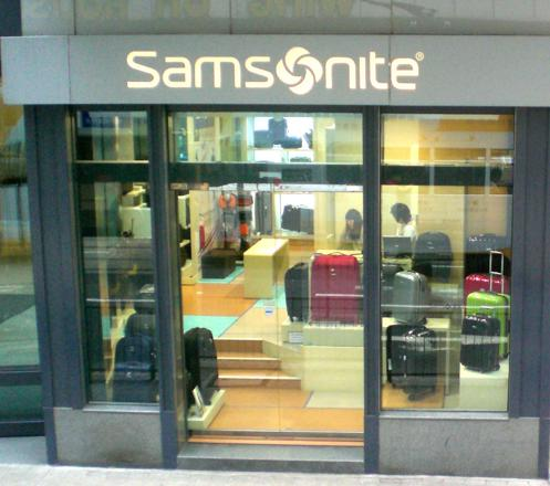 magasin samsonite