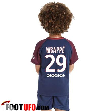 maillot mbappe junior