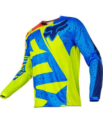 maillot moto cross enfant