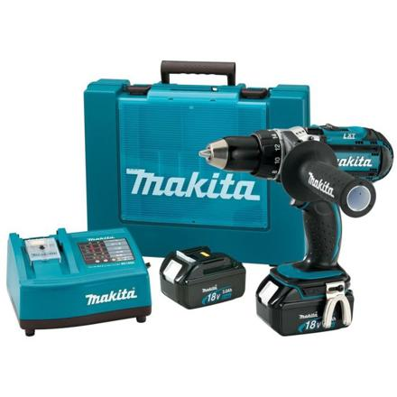 makita perceuse visseuse percussion 18v 3ah li ion