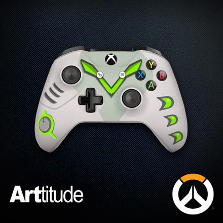 manette ps4 overwatch