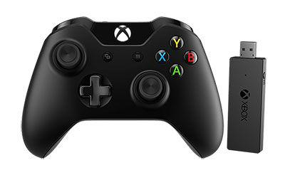 manette xbox one sur windows 10