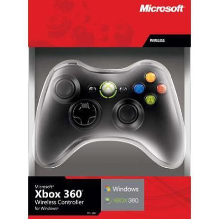 manette xbox360 sur pc