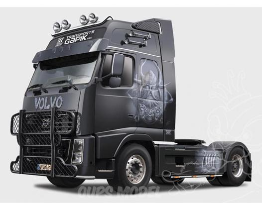 maquette camion
