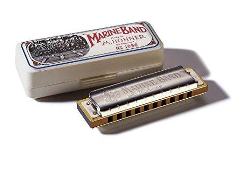 marine band harmonica