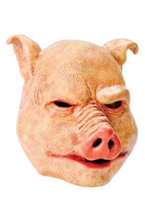 masque cochon adulte