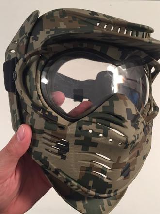 masque pour airsoft