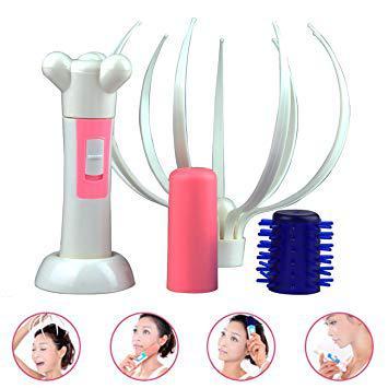 masseur de crane electrique
