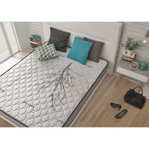 matelas anti stress blue latex