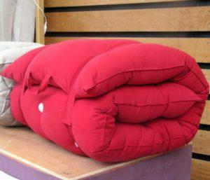 matelas futon pliable