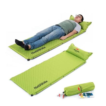 matelas gonflable camping 1 personne
