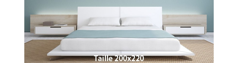 matelas king size 200x220