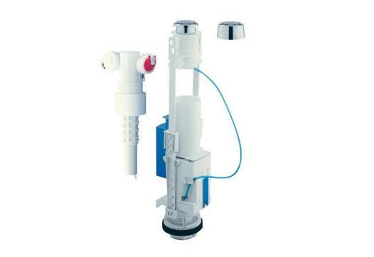 mecanisme chasse d'eau wc suspendu grohe