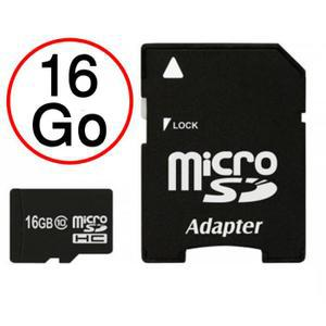 micro carte sd 16 go