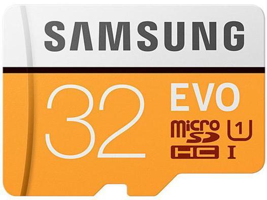 micro sd samsung evo 32go