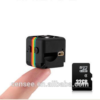 mini camera espion pour voiture