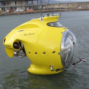 mini sous marin personnel
