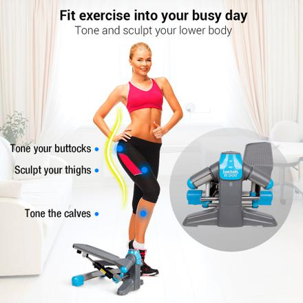mini stepper exercices