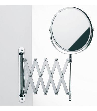 miroir grossissant mural extensible