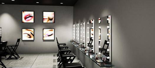 miroir pour maquillage professionnel