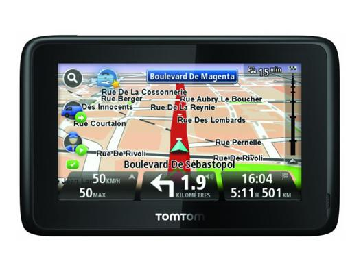 mise a jour carte tomtom