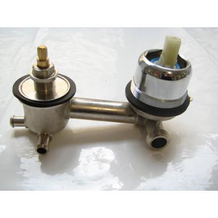mitigeur mécanique avec inverseur 3 fonctions