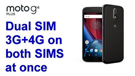 mobile 4g double sim