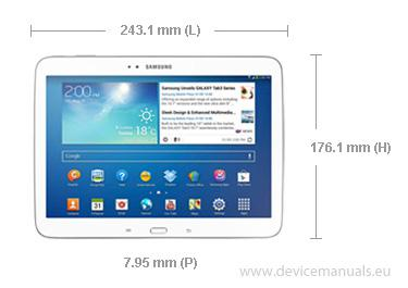 mode emploi tablette samsung galaxy tab a