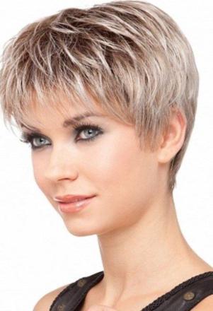 modele coiffure cheveux court