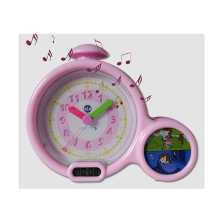mon premier réveil kid sleep clock bleu