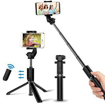 monopode selfie