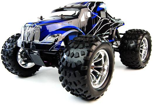 monster truck electrique