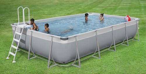 montage piscine hors sol tubulaire rectangulaire