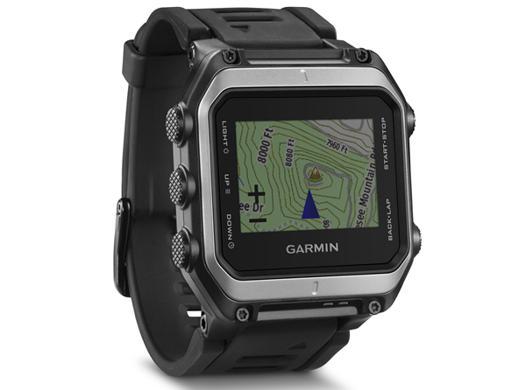 montre avec gps intégré