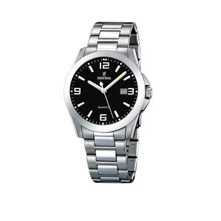 montre bracelet metal homme