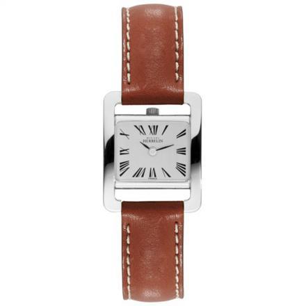 montre carrée femme bracelet cuir