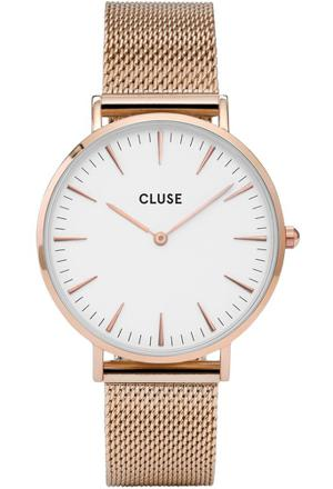 montre cluse rose gold