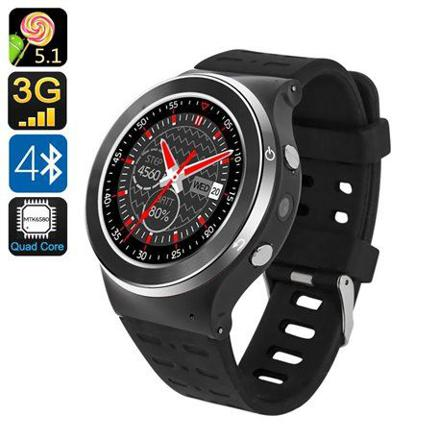 montre connectée cardio android