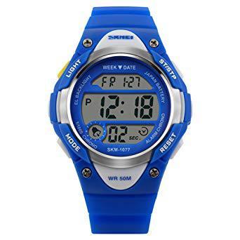montre enfant chronometre