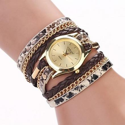 montre femme multi bracelet