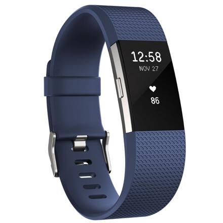 montre fitbit charge 2 bleu