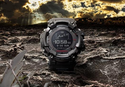 montre g shock gps