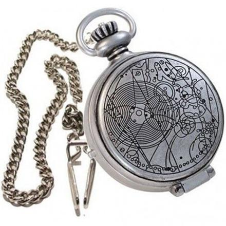 montre gousset doctor who