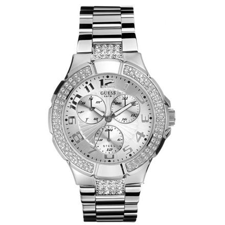 montre guess strass