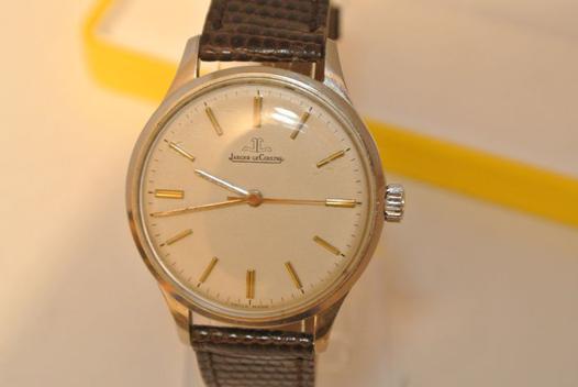 montre jaeger lecoultre vintage