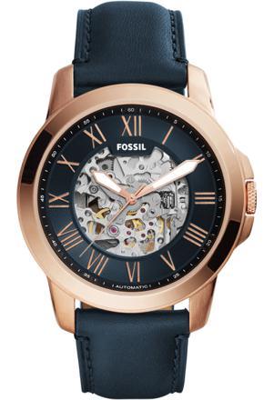 montre mécanique fossil