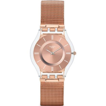 montre or swatch