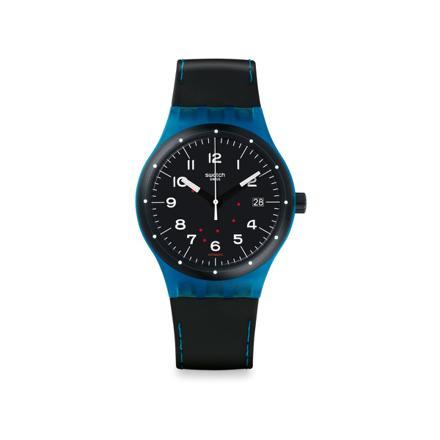 montre plastique homme