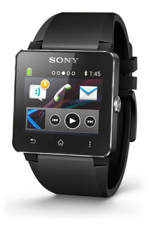 montre smartwatch sony